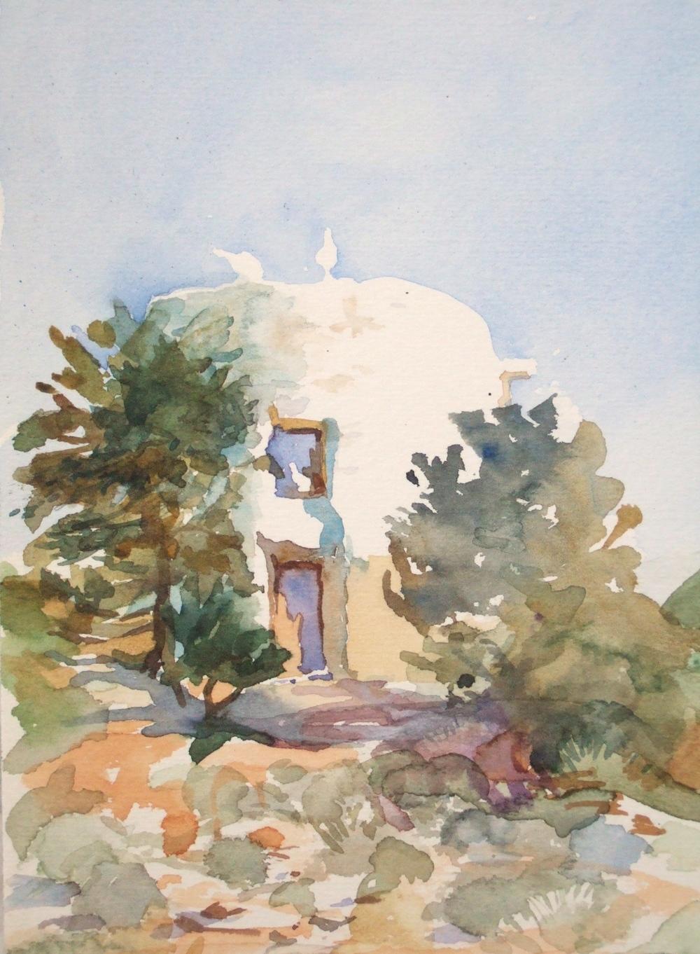 The Dovecote, Paros