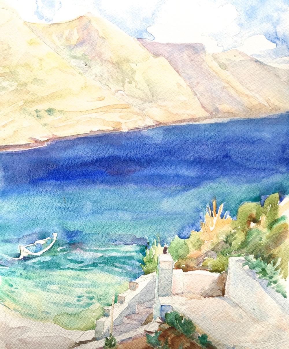Little Boat, Levrossos