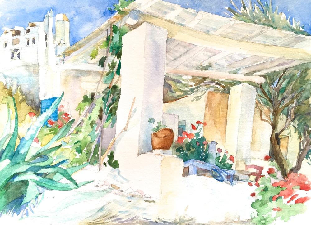 Alice's House, Paros