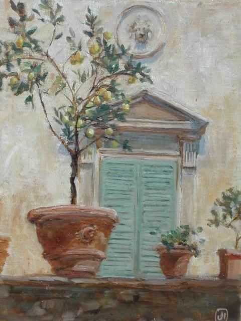 Villa Triboli Lemons