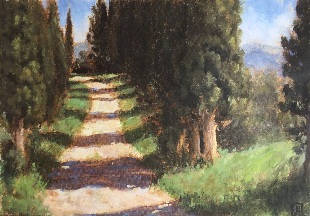 The Cypress Path