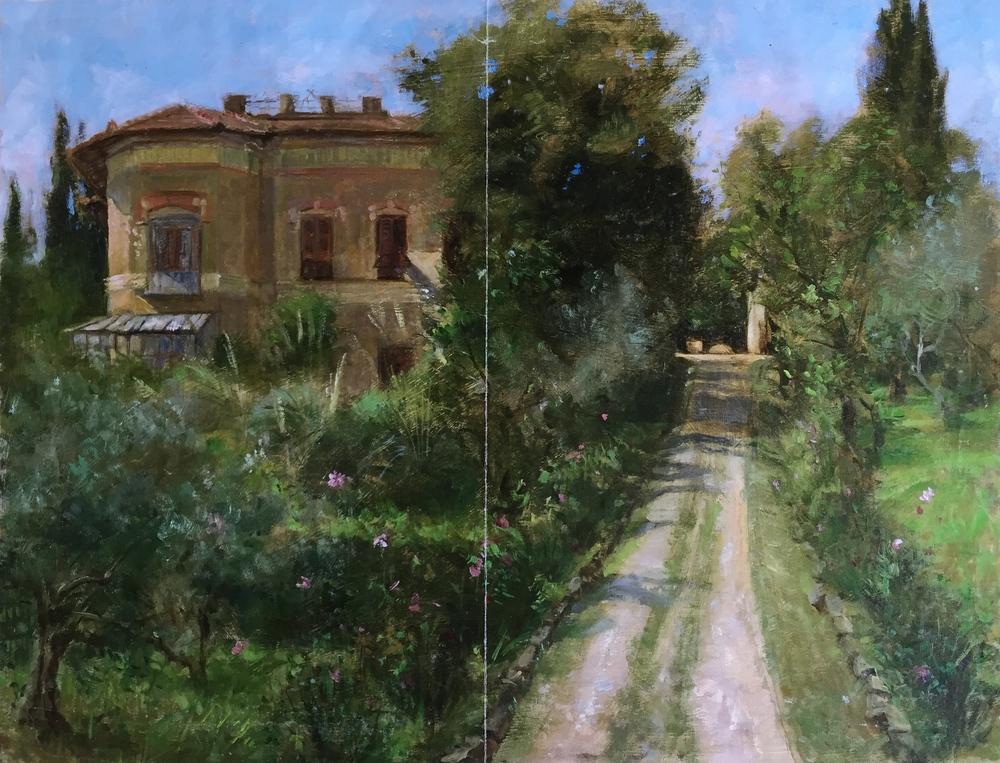 Villa La Sosta, Florence