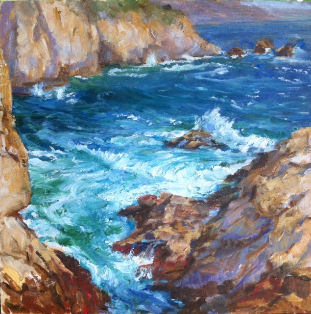 Partington Cove