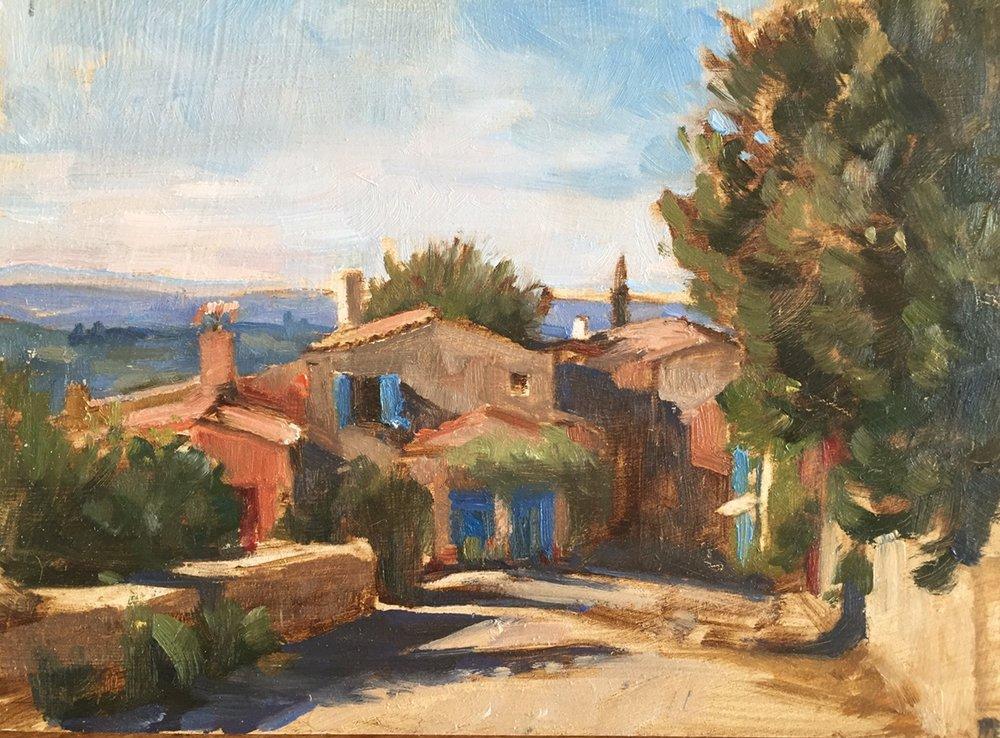 Le Hameau des Baux, Provence