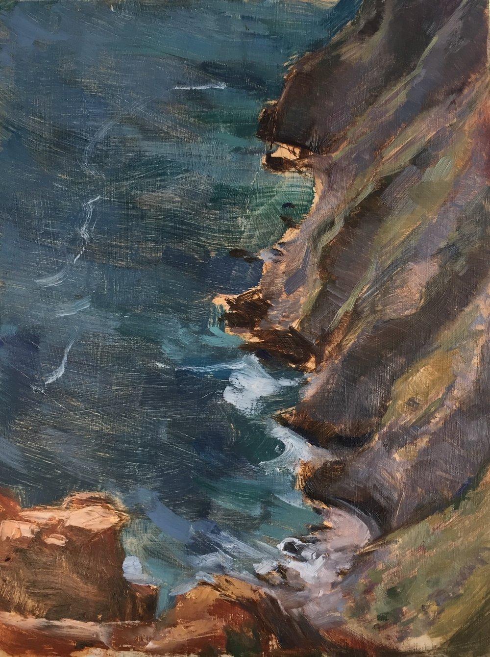 Cliff Geometry, Big Sur