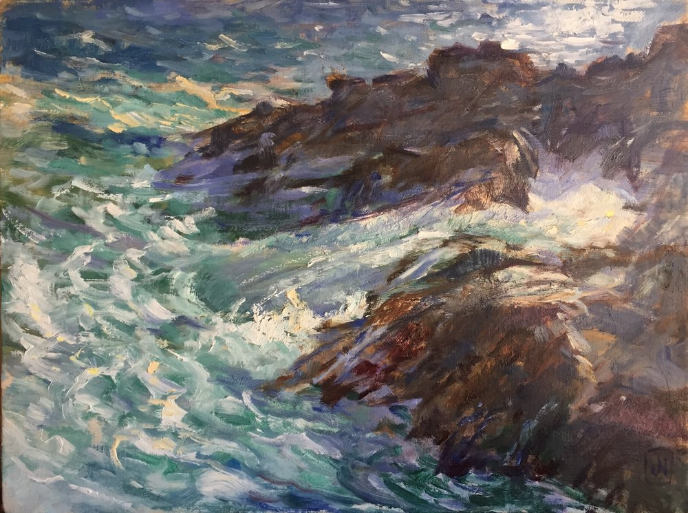 Partington Cove, Big Sur