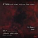 Kotoka Suzuki. Eric Rynes, violin. Albany Records. Include recording of Sift for violin and electronics.