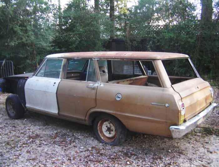'63 Nova Wagon