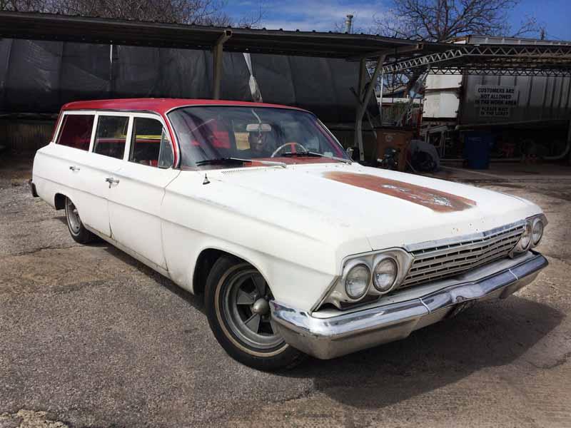 '62 Biscayne Wagon