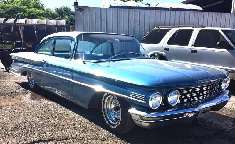 '60 Oldsmobile