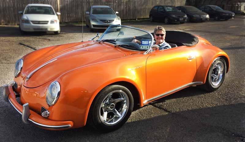 VW/Porsche Speedster