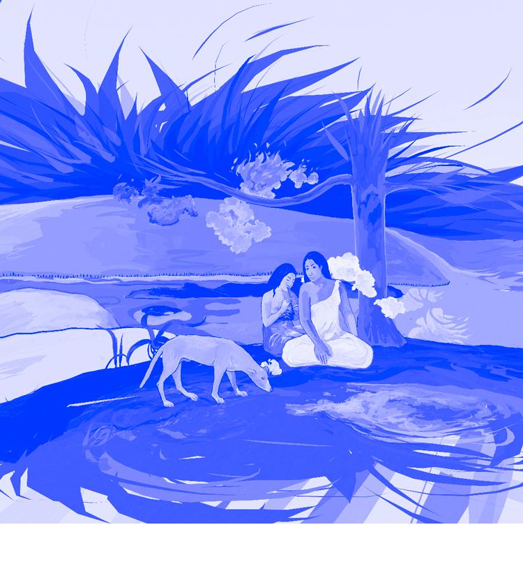 ⫸ GAUGUIN - An immersive journey into the work and the spirit of the painter Paul Gauguin.DEVELOPER: InnerspaceVRPLATFORMS: Samsung GearVRRELEASE DATE: 2017LANGUAGES: French, English, GermanDURATION: 3 minutes 47 secondsTRAILER: https://www.youtube.com/watch?v=BMxrYI_q6Bg