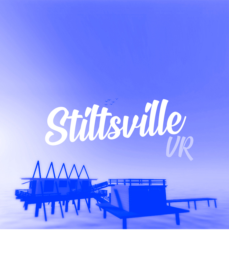 STILTSVILLE VR - Experience the first prototype of Stitsville VR, a Knight Art Challenge funded project, capturing the 7 iconic houses in a virtual world.CREATED BY: FilmGate Miami and NERDLab at the University of Miami