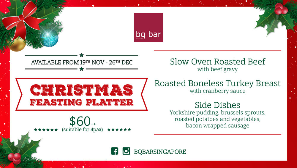 Christmas Feasting Platter