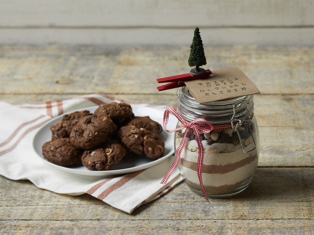 Cookies in a Jar for OshKosh B'Gosh |   Steve Pomberg