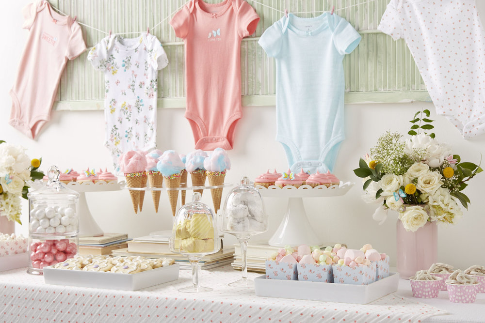 Little Layette Baby Shower  for  Carter's |   Steve Pomberg