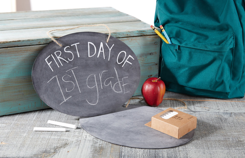 First Day of School  for  Oshkosh B'Gosh |   Steve Pomberg