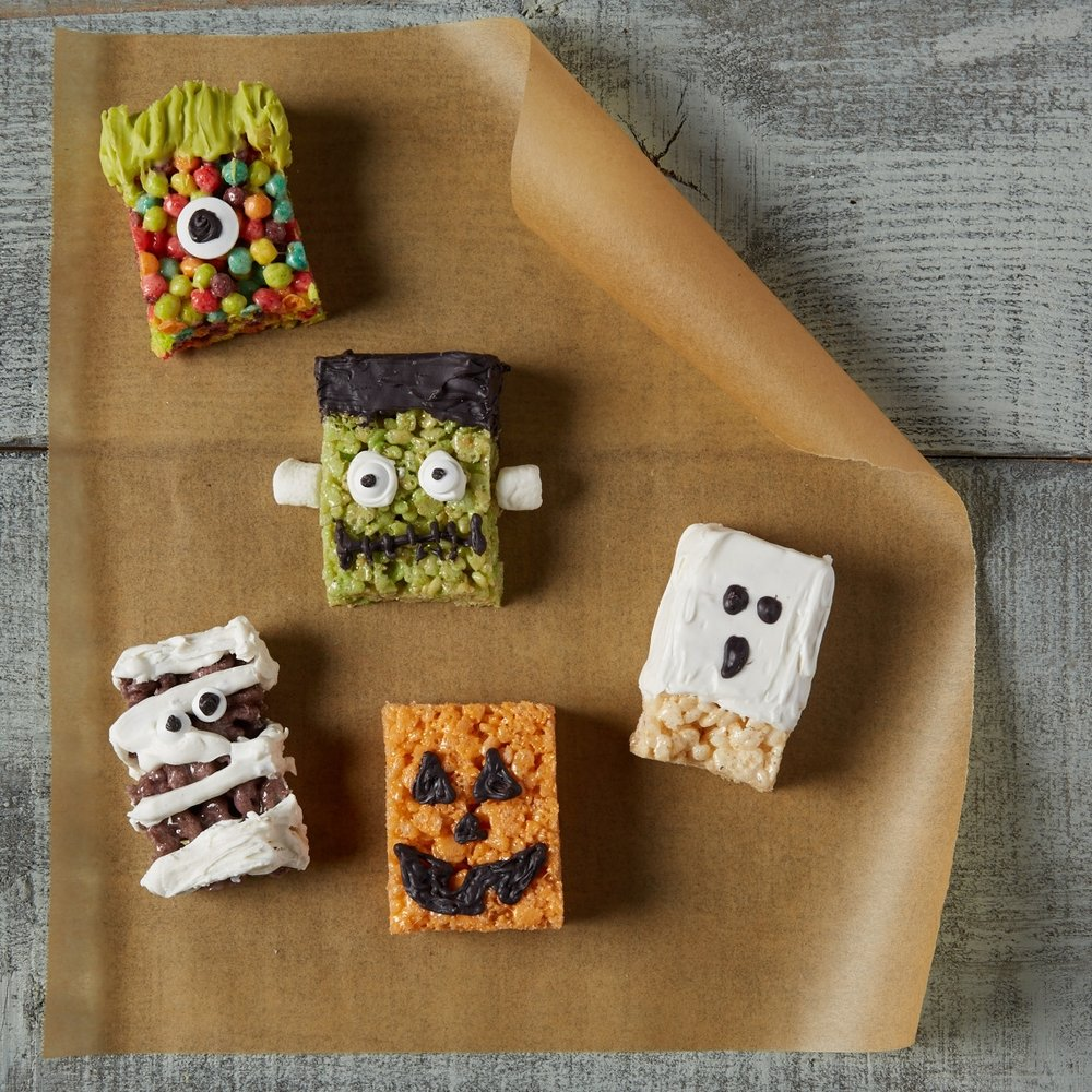 Spooky Cereal Treats  for  Oshkosh B'Gosh |   Steve Pomberg