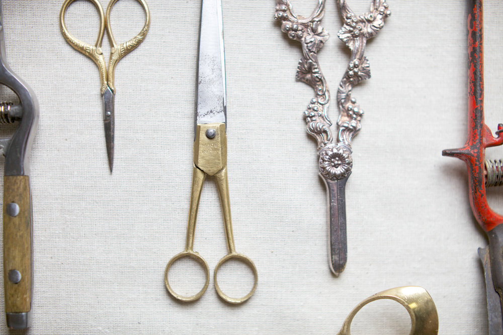 Scissor Collection |   Sawyer Baird