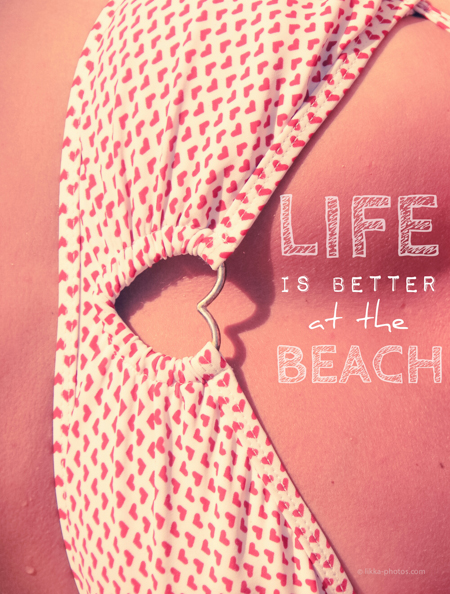 Beach Life - Bikini - Plage - Likka Photos