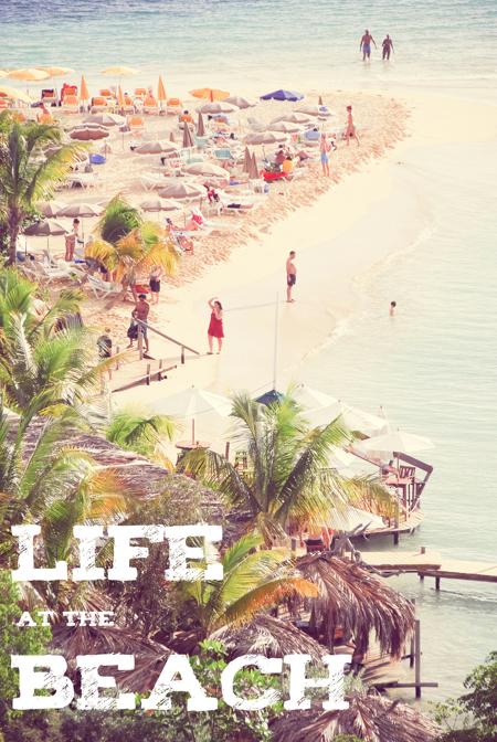 Beach Life - Pinel Island - Plage - Likka Photos