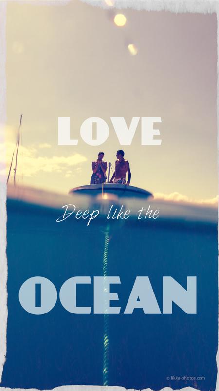 Beach Life - Ocean love - Likka Photos