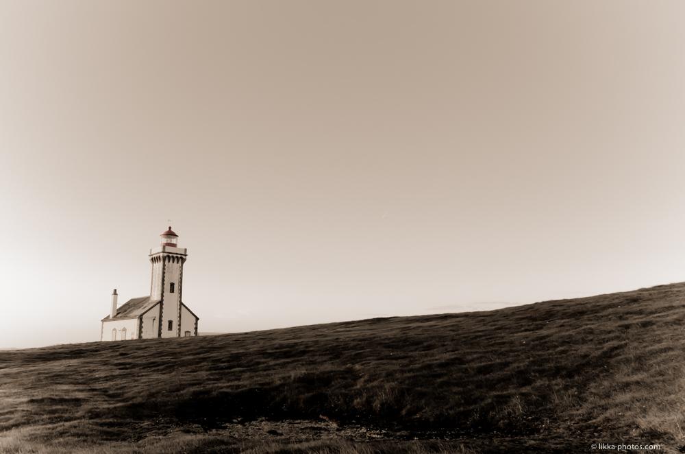 Belle ile - island - atlantic - ocean - ponant