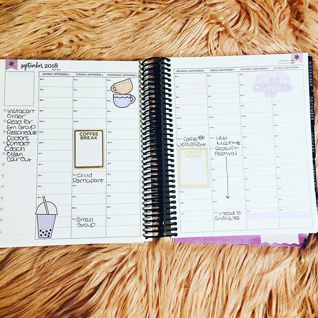 When you can't drink coffee so you hope these stickers will be a better substitute than herbal tea😂☕️👩🏽‍🔬 #phdlife #eclifeplanner #wlecweekly #gradlife #blkwmnplan #bwwpc #funwithstickers #backtowritingnow #plannergirl #plannercommunity #allnighter #dissertationlife #thelieswetellourselves