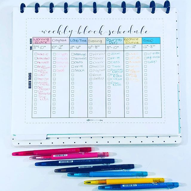 Giving #timeblocking a try in 2019 for simplified structure💕 #gradlife #phdlife #plannergirl #planneraddict #blkwmnplan #dissertationlife #dissertation #colorcode #colorcodingismylovelanguage #simplified #simplifyyourlife #sourcestagged