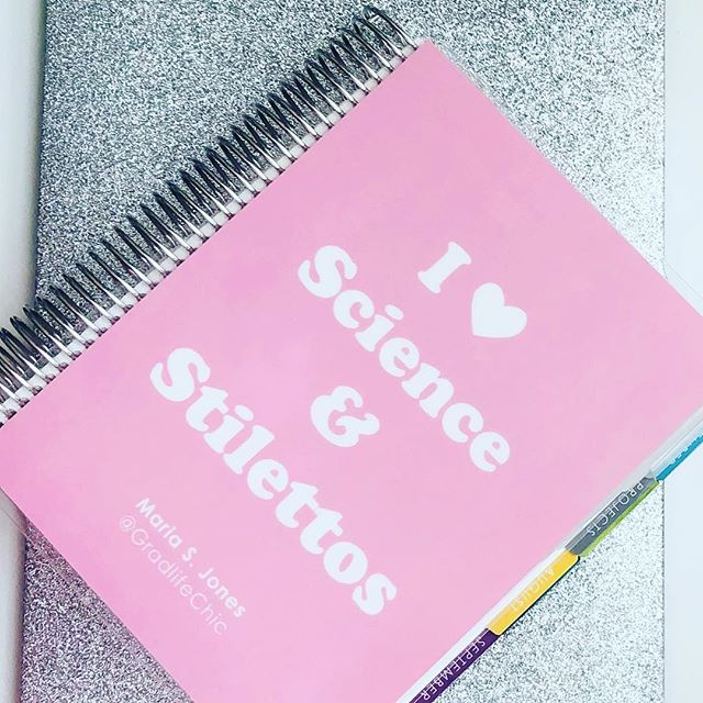 My new cover for my @erincondren academic planner is FLAWLESS! Suddenly feeling extra motivated to analyze all of this data & be #PhDone💕💪🏾👩🏽‍🔬👩🏽‍🎓#phdchat #gradlife #phdlife #dissertation #dissertationgrind #plannergirl #planneraddict #plannernerd #plannerbabe #plannercommunity  #blkwmnplan #eclifeplanner #wlec #motivated #onmydesk #erincondren