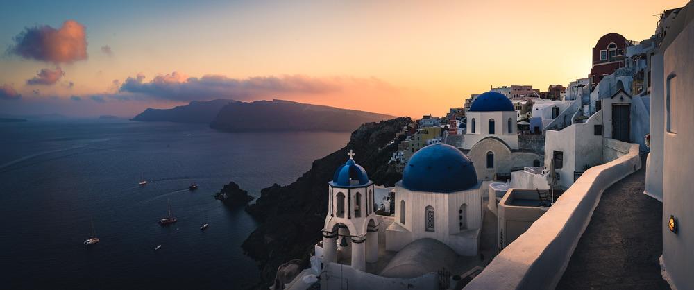 Oia | Santorini, Greece | 2015