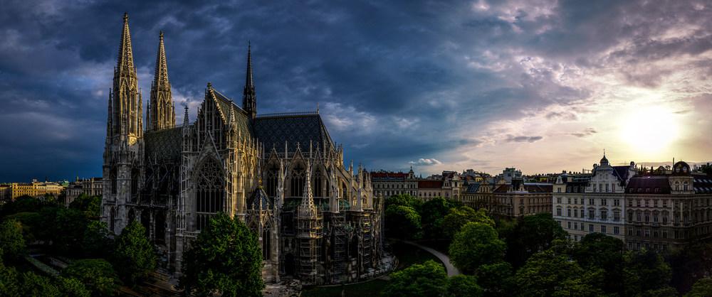 Votivkirche | Vienna, Austria | 2013