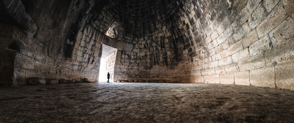 Tomb of Agamemnon | Mycenae, Greece | 2013