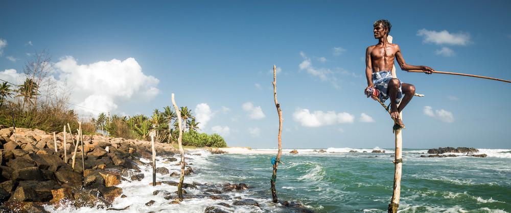 Stilt Fisherman | Sri Lanka | 2015