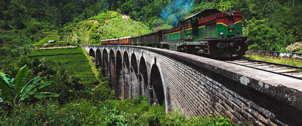 Nine Arch Bridge | Ella, Sri Lanka | 2015