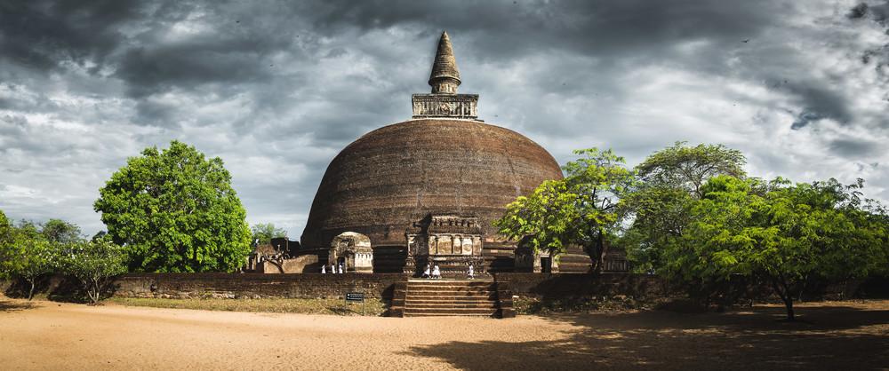 Rankoth Vehera | Polonnaruwa, Sri Lanka | 2015