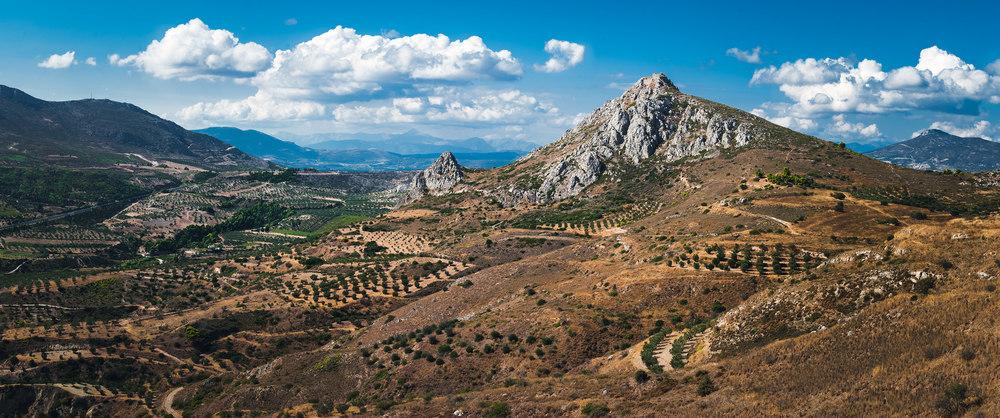 Land of Corinth | Greece | 2013