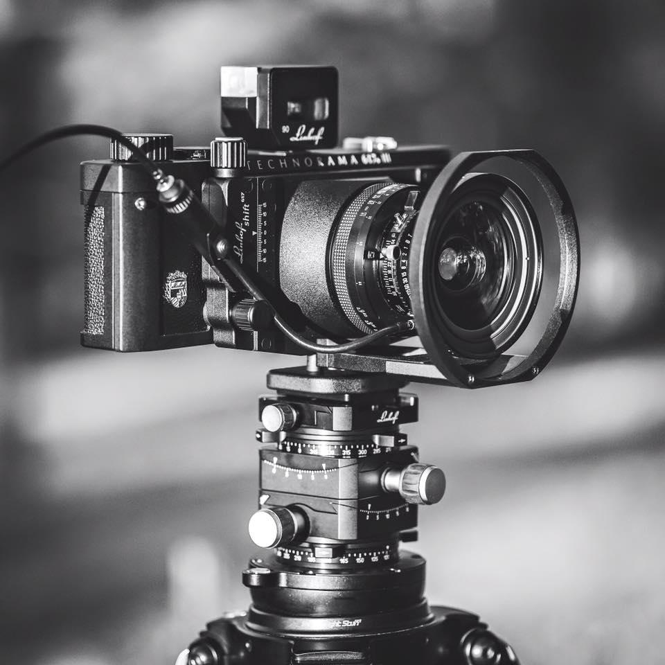 Linhof Technorama 617s III - Large Format Film - Landscape & Still Photography