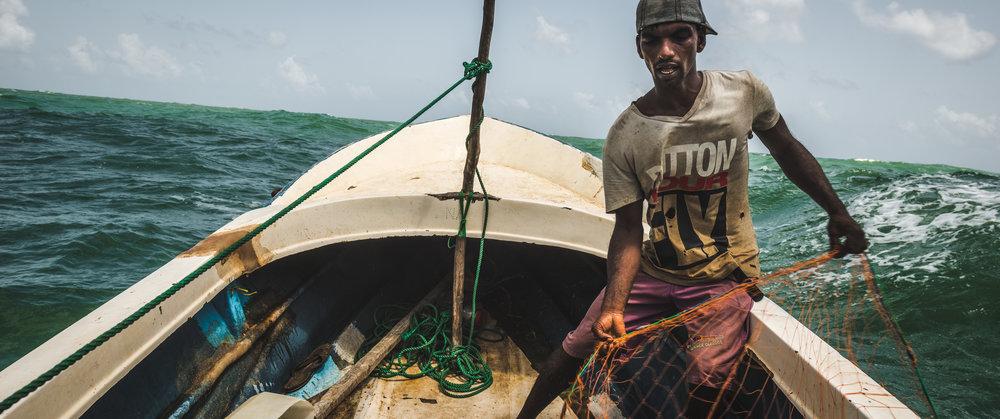 Lobster Fishing | Sri Lanka | 2015