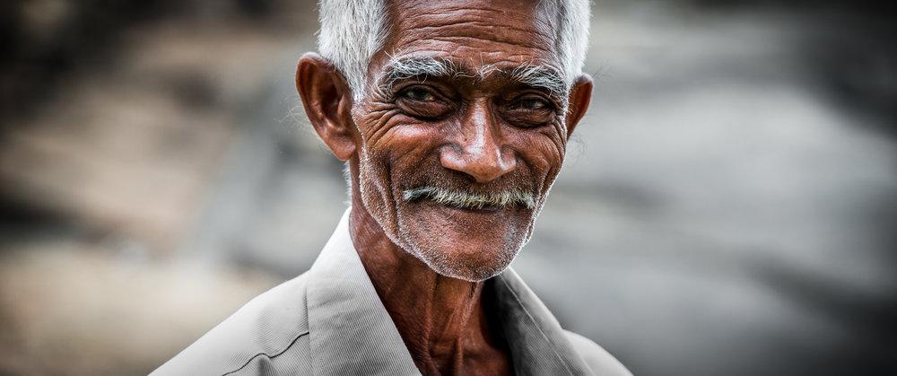 Temple Man | Sri Lanka | 2015