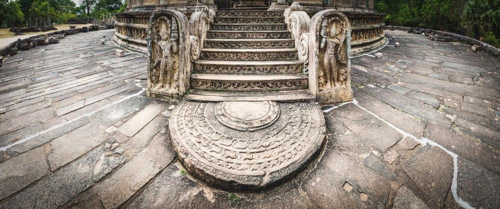 Vatadage | Sri Lanka | 2015