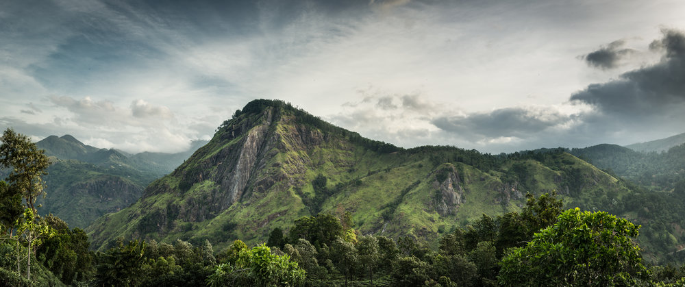 Little Adam's Peak | Sri Lanka | 2015