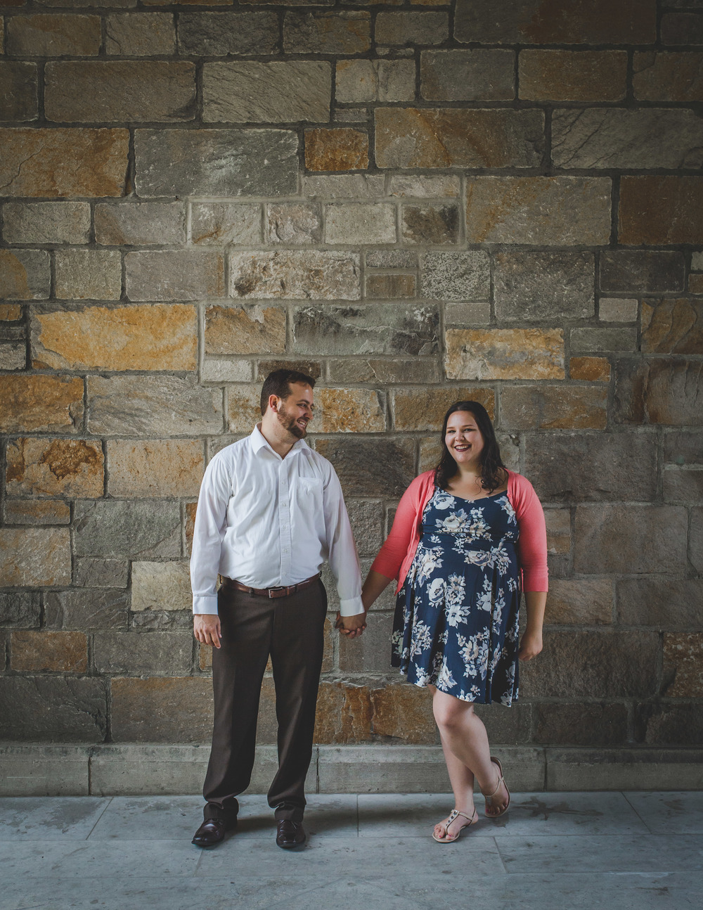 Erica and Stephen The Law Quad Ann Arbor MI