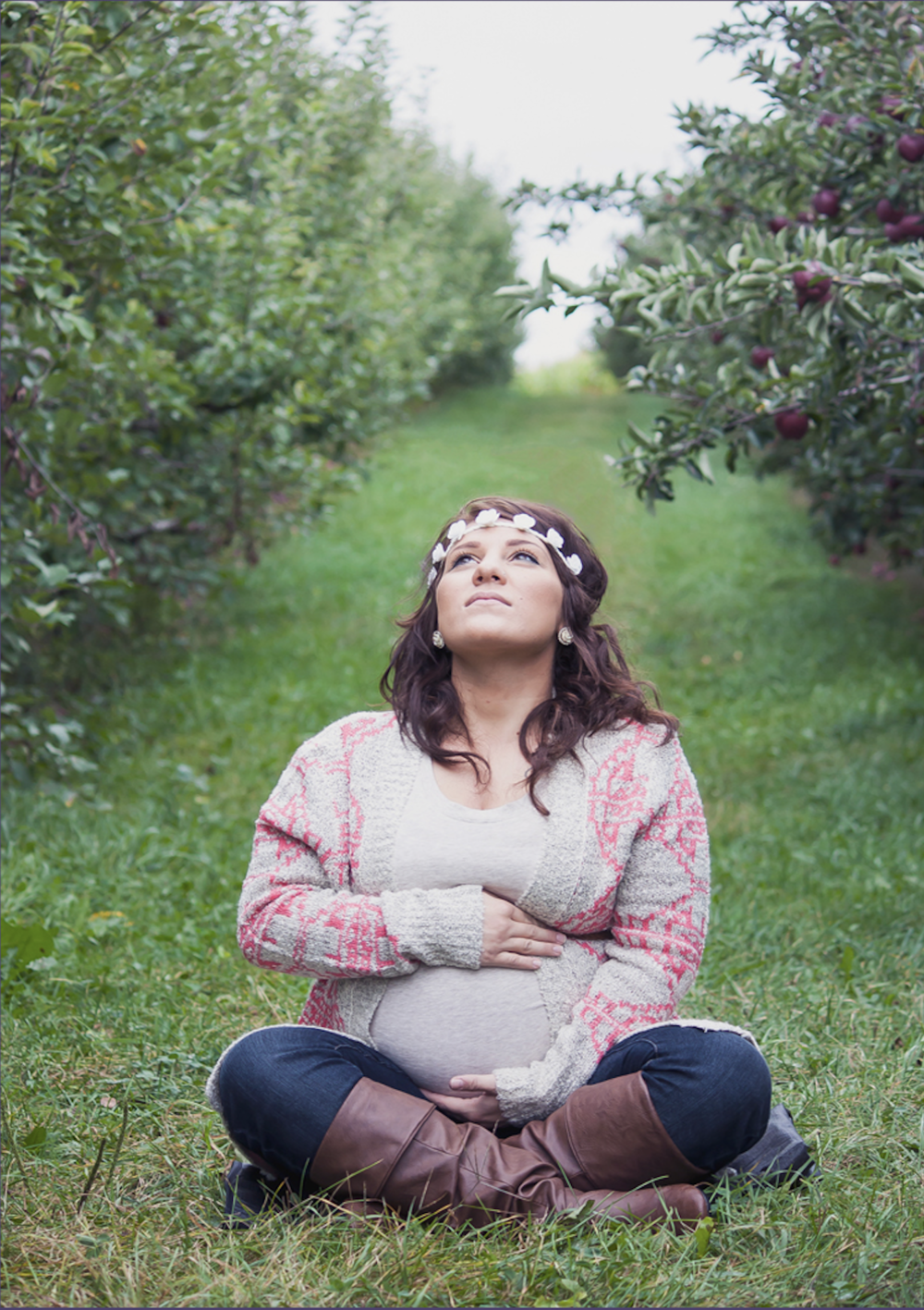 Tara Dubois Maternity Session