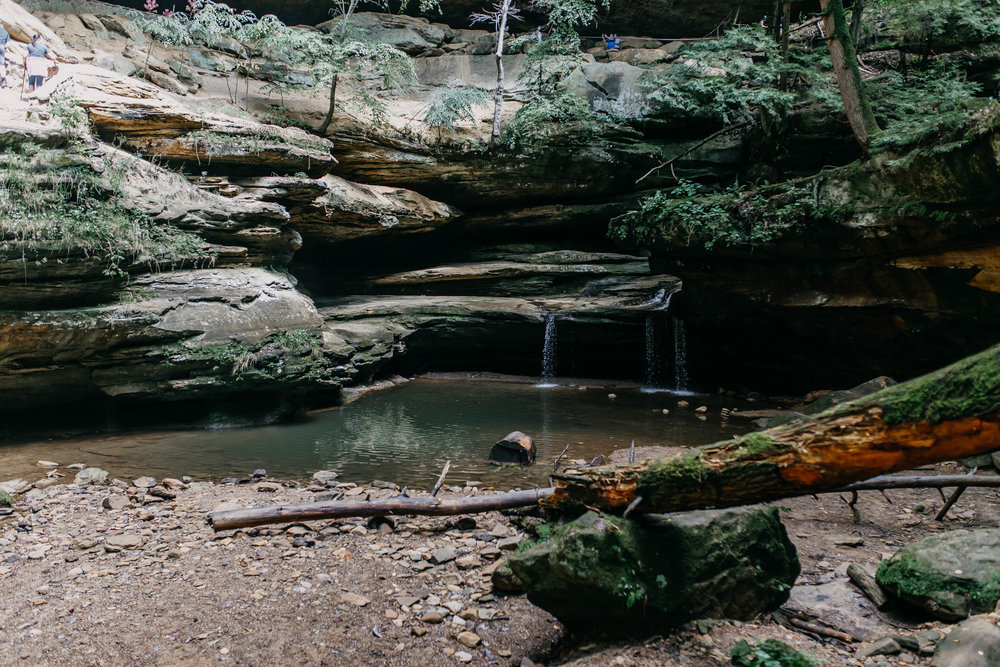 Old Man's Cave Hocking Hills Ohio Catchfly Photography