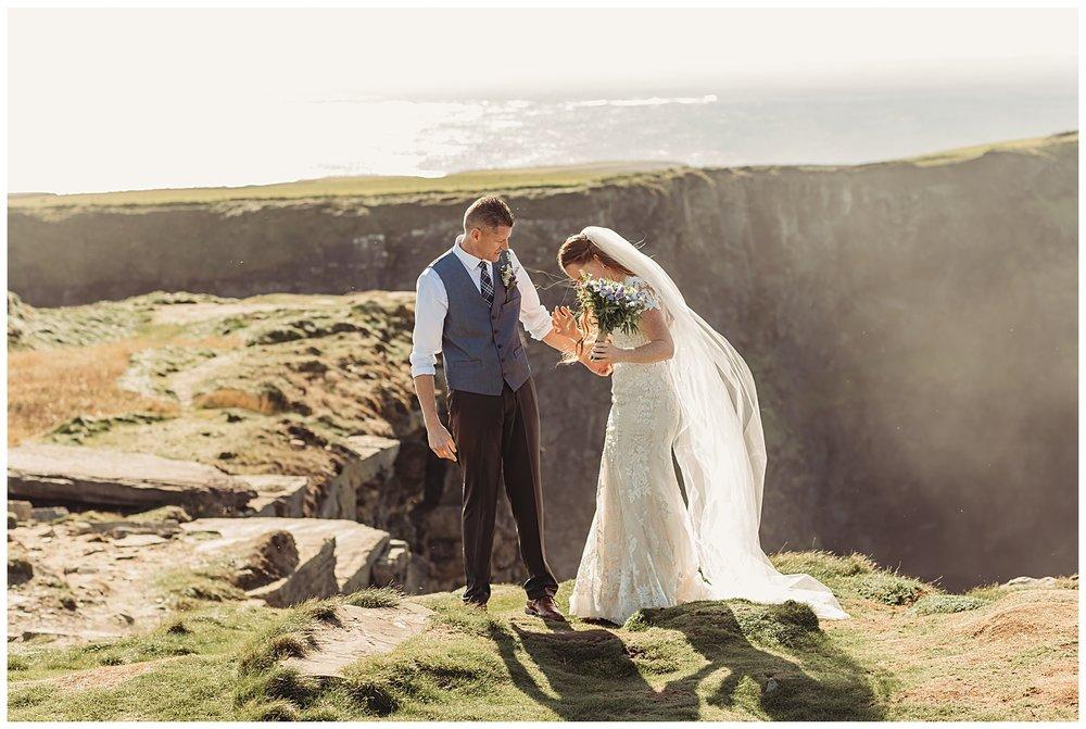 The Cliffs of Moher Destination Wedding Liscannor, County Clare, Ireland_1226.jpg