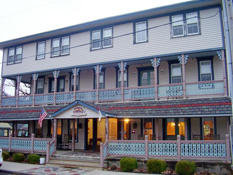 Grove Hall Retreat Center