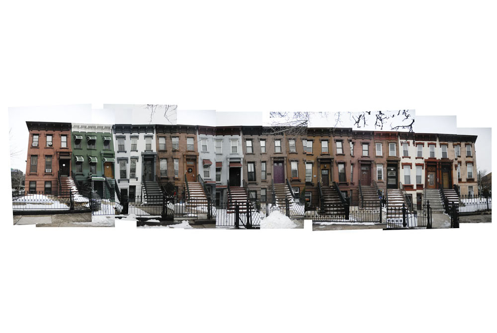 Bushwick  |  take a stroll down memory lane via bushwick ave between bleeker and menahan st. to see the artistic and eye-catching italianate rowhouses developed by Jacob Murr in 1889.    Transportation  | J/Z Train to Gates Ave.   Local Eats  | Angie's Breakfast Spot 1637 Broadway   Junket Tip  | Stroll down Bushwick Ave. between Bleecker and Menahan St. Check out the Italianate Rowhouses that span from 945 to 965 Bushwick Ave.