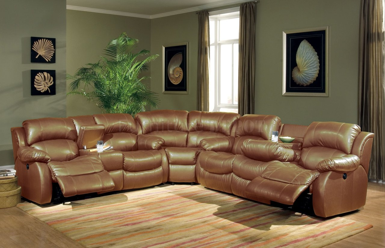 leather-sectional-sofa-with-recliners-in-brown