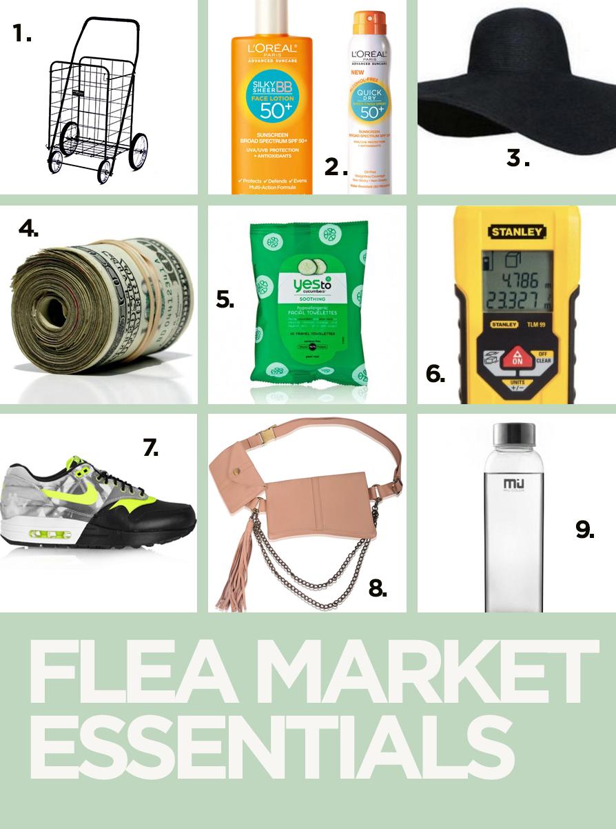 Flea Market Essentials
